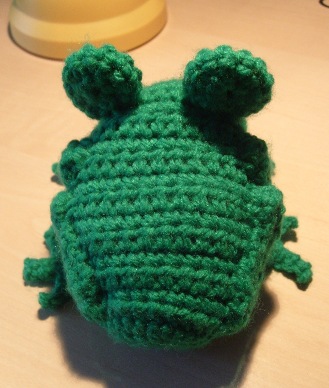 żabi tył