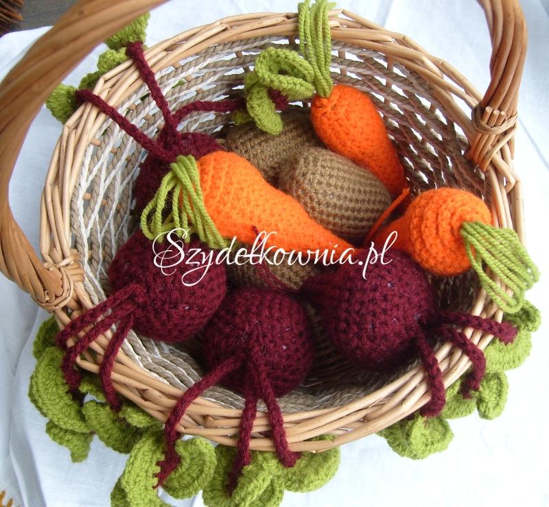 warzywka w koszyczku