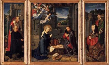 triptic_Christus natus